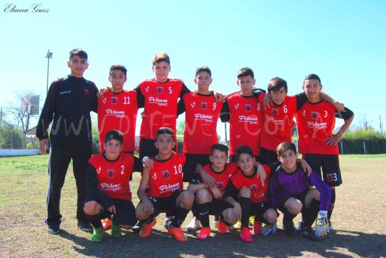 Defe Argentino de Del Viso 2015