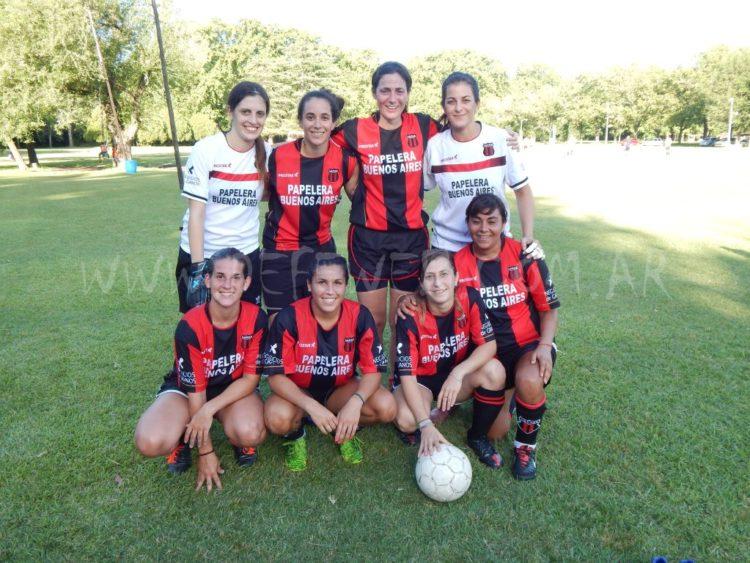 Pretemporada de Fútbol femenino