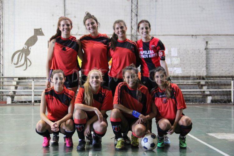 Pretemporada fútbol femenino