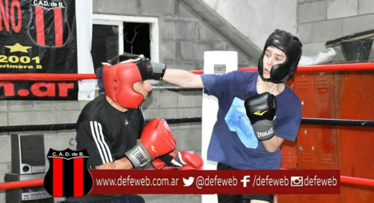 Boxeo en Defe