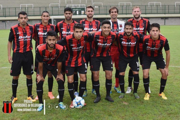 Defe 0 - Ferro 0: Fecha 11 - 2017