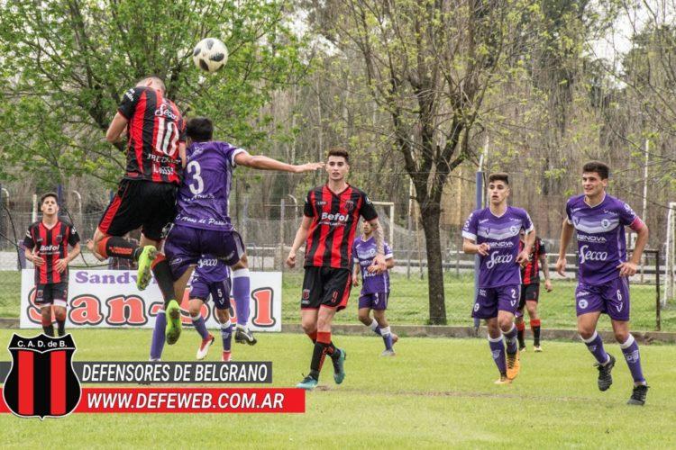 Defe 0 - Villa Dálmine 1 : fecha 4 - 2018