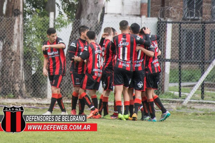 Defe 1 - Chacarita 0 : fecha 7 - 2018