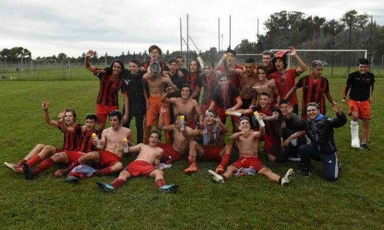 Octava campeona 2018