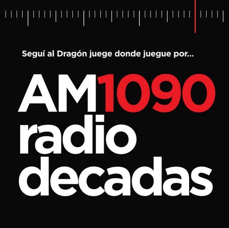 Radio Decadas AM1090