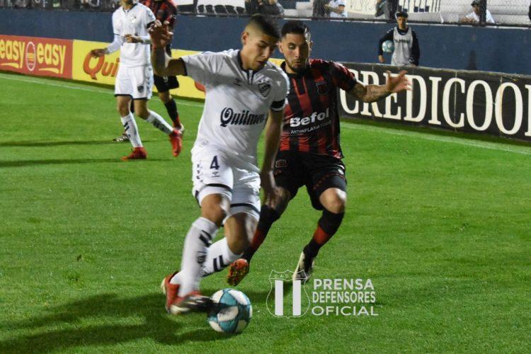 Defe 0 - Quilmes 1: Fecha 2 2019