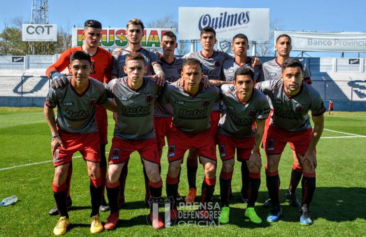 Defe 0 - Quilmes 0: Fecha 2 -2019