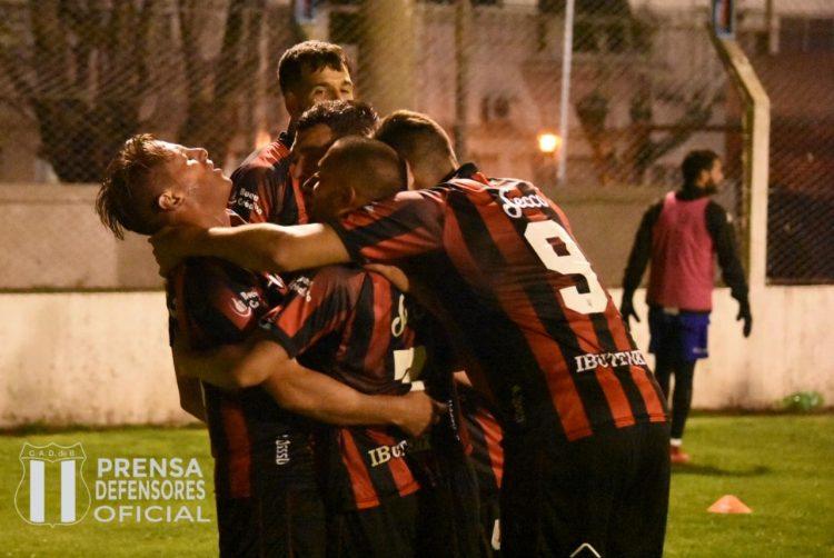 Defe 2 - Santamarina 1: Fecha 6 - 2019