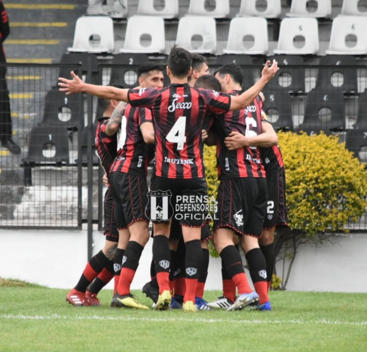 All Boys 0 - Defe 1: Fecha 4 - 2019