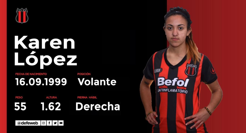 Fútbol femenino: Plantel temporada 2019/20