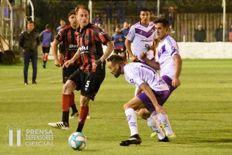 Defe 0 - Villa Dálmine 0: Fecha 10 - 2019