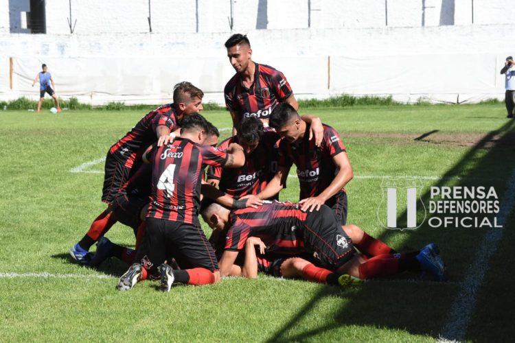 Defe 3 - Sarmiento 0: Fecha 11 - 2019