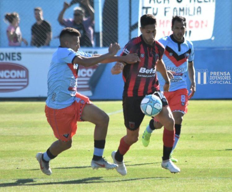 Defe 0 - Brown de Adrogué 0: Fecha 14 -2019