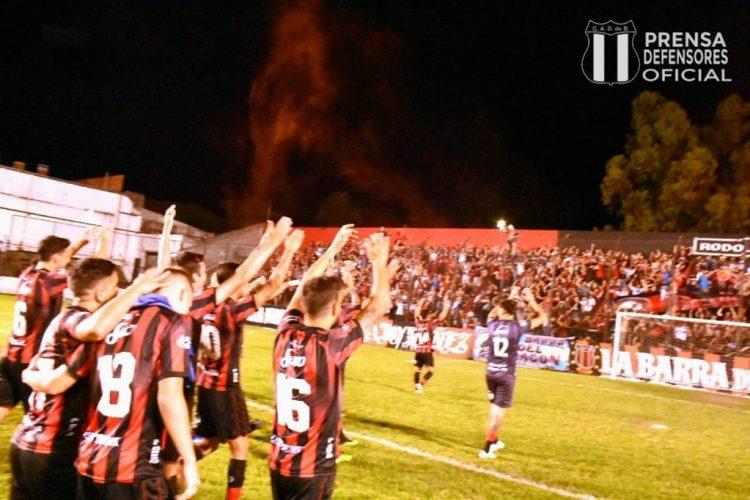 Defe 2 - Tigre 1: Fecha 15 - 2019