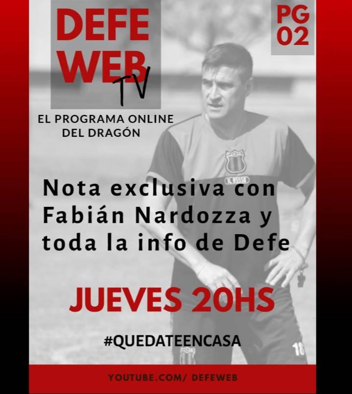 DefewebTV - Programa 2