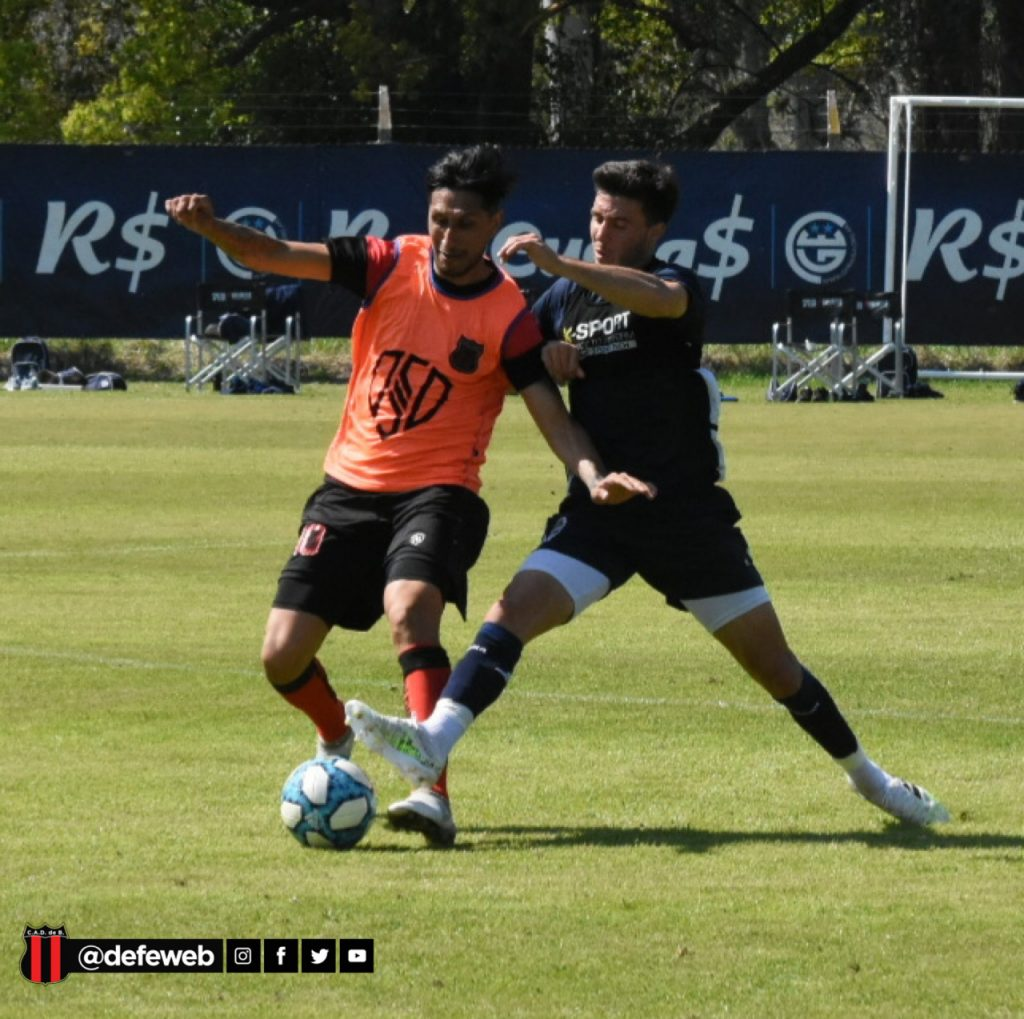 Amistoso vs Gimnasia