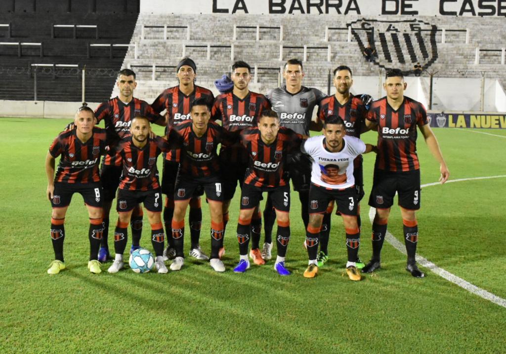 Defe 0 - Quilmes 1