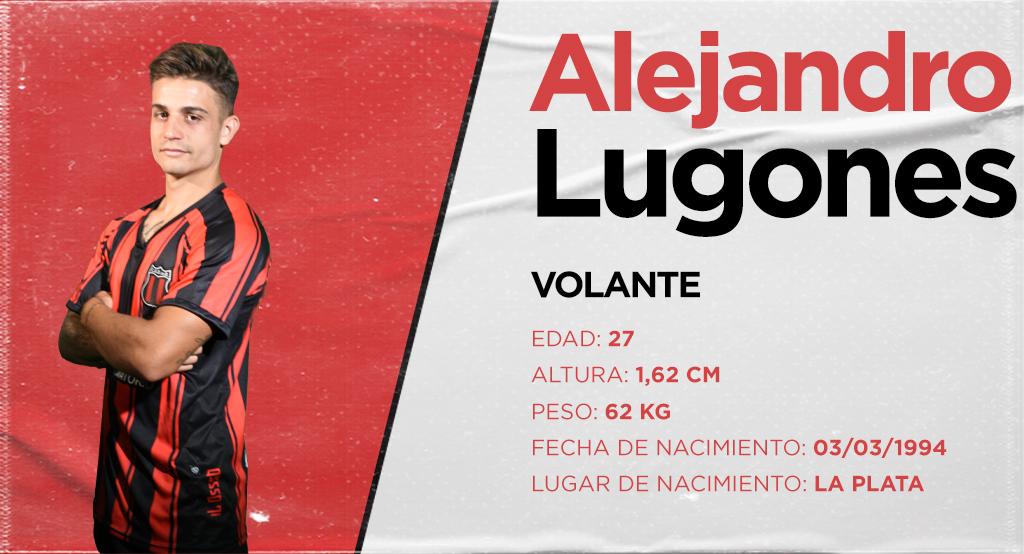 Alejandro Lugones