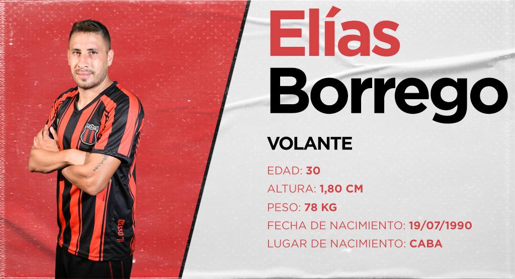 Elías Borrego