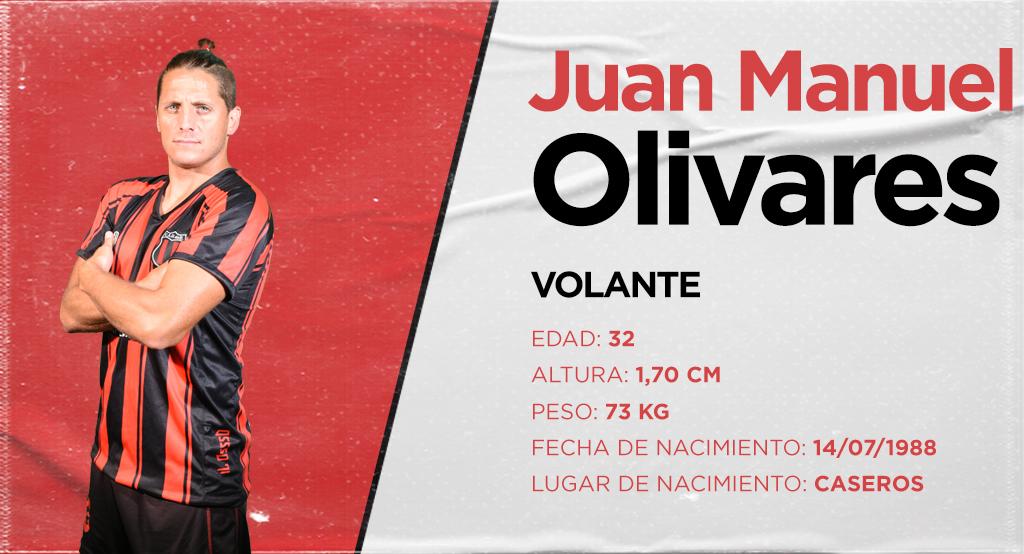 Juan Manuel Olivares