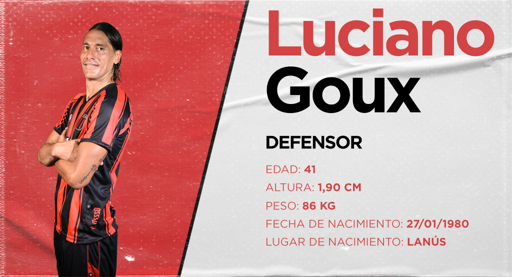 Luciano Goux