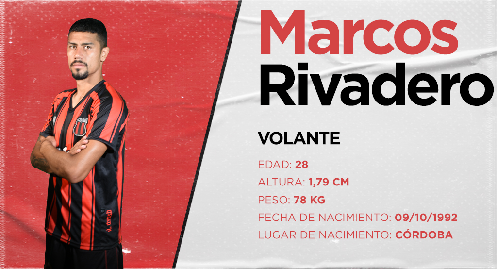 Marcos Rivadero