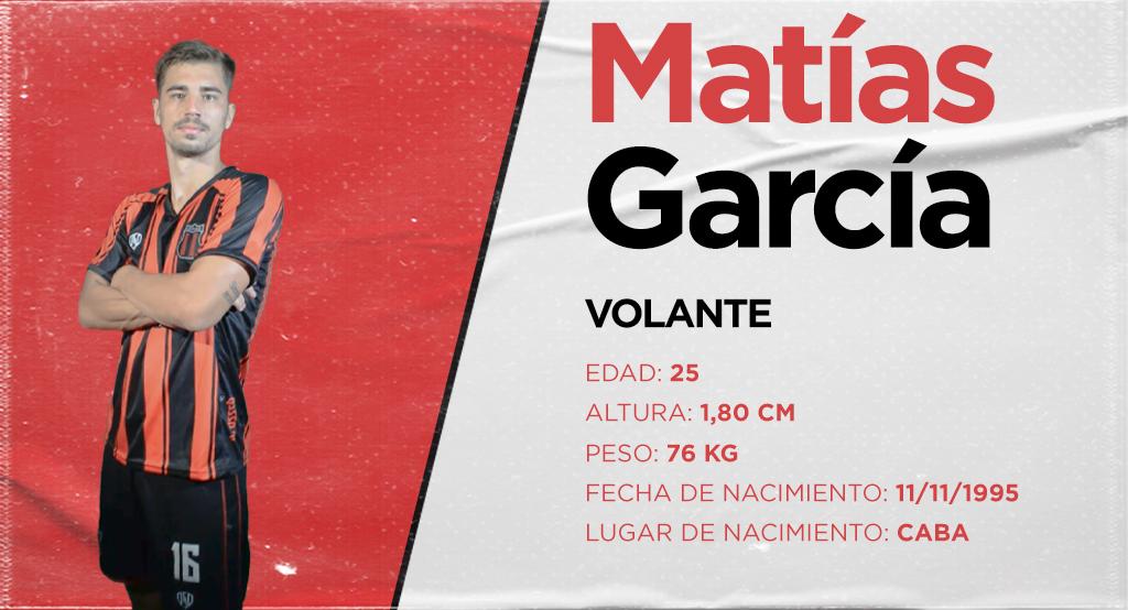 Matías García