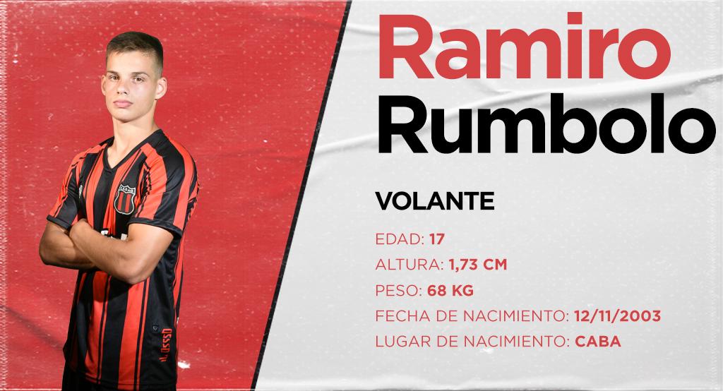 Ramiro Rumbolo