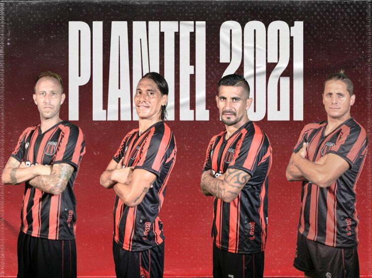 Plantel 2021