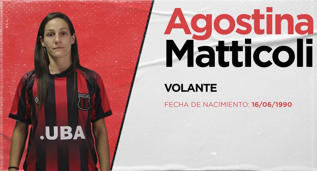 Agostina Matticoli