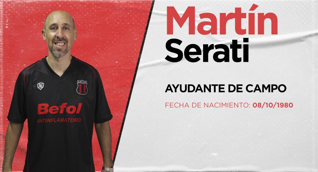 Martín Serati