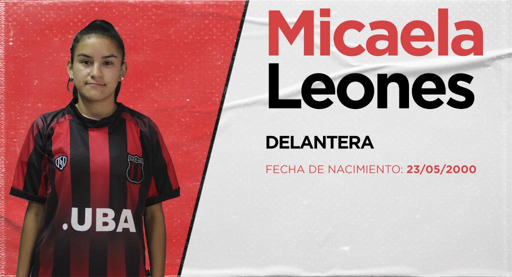 Micaela Leones