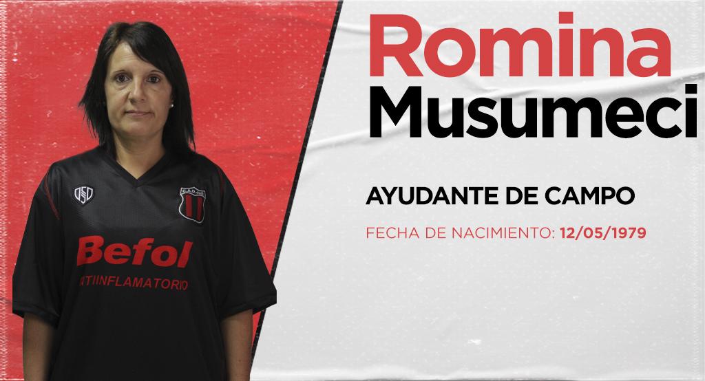 Romina Musumeci