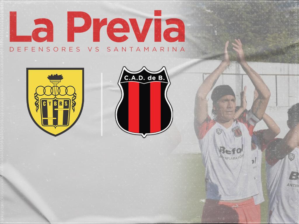Previa vs Santamarina