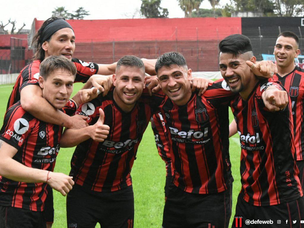 Defe 2 - Villa Dálmine 0