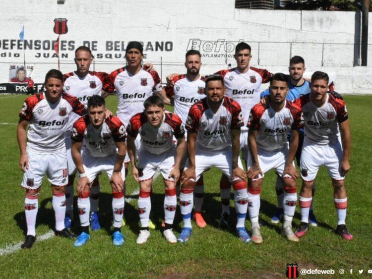 Defe 0 - Santamarina 0
