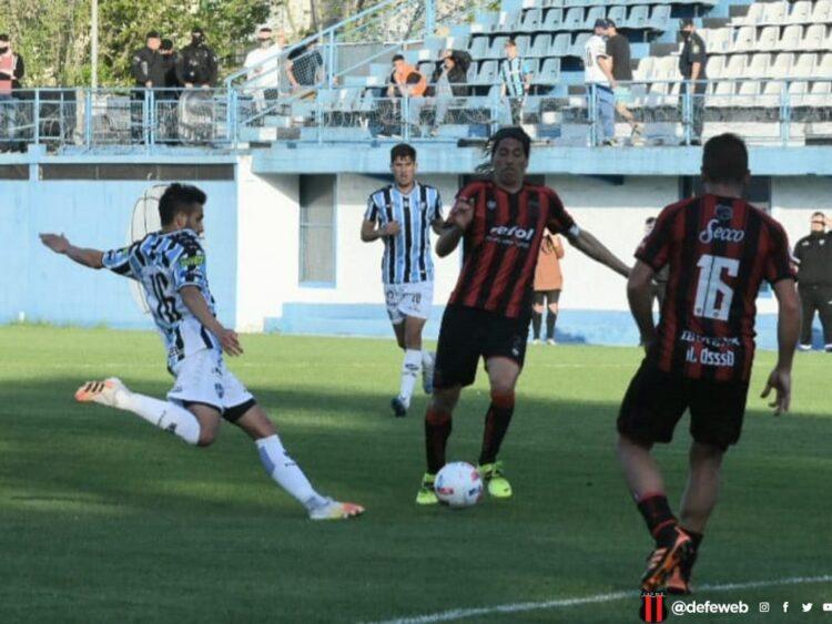 Almagro 2 - Defe 0